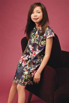 Floral Shift Dress (3-16yrs)