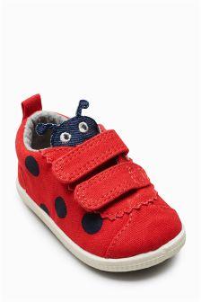 Ladybird Crawlers (Younger Girls)