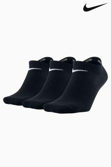 Nike Lightweight No Show Socks Three Pack