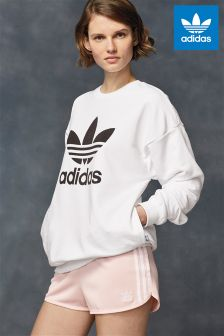 adidas Originals Pink Regular Short