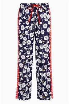 Floral Pyjama Pants