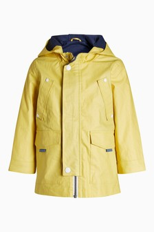 Coated Cotton Anorak (3mths-6yrs)