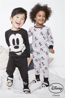 Набор пижам облегающего кроя Mickey Mouse™ (2 шт.) (9 мес. - 8 лет)