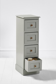 Wooden 4 Drawers