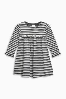 Stripe Long Sleeve Tunic (3mths-6yrs)