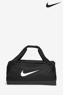 Nike Black Medium Brazillia Duffle Bag