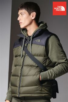 The North Face® Taupe Green Open Gate Zip Through Hoody