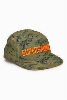 Dinosaur Cap (Younger Boys)