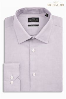 Signature Textured Shirt