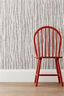 Paste The Wall Nordic Tree Print Wallpaper