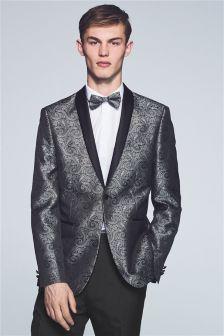 Paisley Tuxedo Suit
