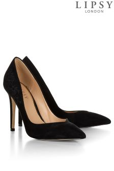 Lipsy Embroidered Courts