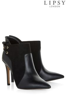 Lipsy Eyelet Ankle Boots