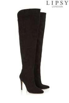Lipsy Over The Knee Boot