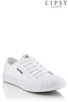 Lipsy Canvas Trainers