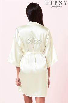 Lipsy Bride Robe
