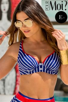 Pour Moi Starboard Underwired Top E+