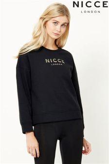 NICCE Logo Sweatshirt