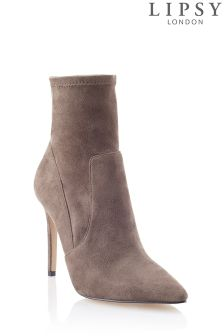 Lipsy Stretch Ankle Boots