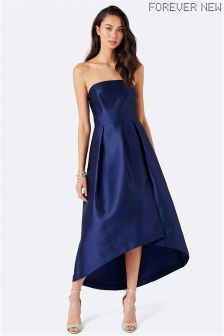 Sukienka balowa Forever New bez ramiączek