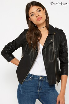 Miss Selfridge Biker Jacket