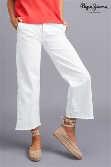 Pepe Jeans Wide Leg Jeans