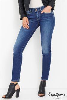 "Obcisłe dżinsy Pepe Jeans Classic 30"""