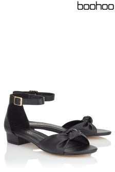 Boohoo Ankle Strap Sandals