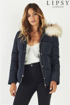 Lipsy Short Duvet Puffer Jacket