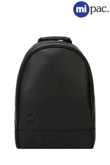 Mi-Pac Tumbled Faux Leather Backpack
