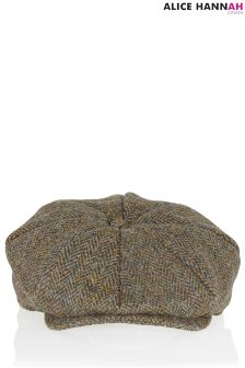 AH London Harris Bakerboy Woolen Cap