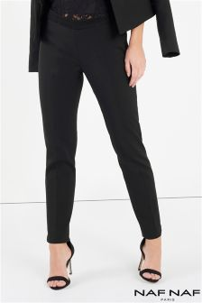 Naf Naf Tailored Trousers