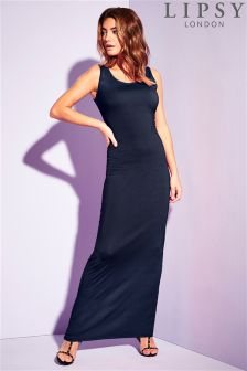 Lipsy Sleeveless Maxi Dress