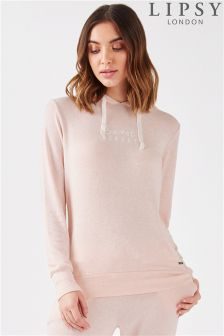 Lipsy Sweet Sunday Overhead Sweater Hoody