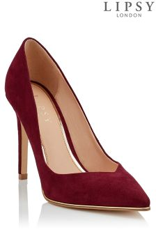 Lipsy Suedette Pointed Court Shoes