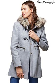 Miss Selfridge Duffle Coat