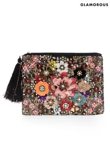 Glamorous 3D Clutch Bag