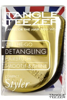 Złota szczotka Tangle Teezer Compact Styler Rush