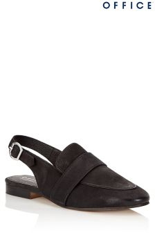 Office Sling Back Loafers