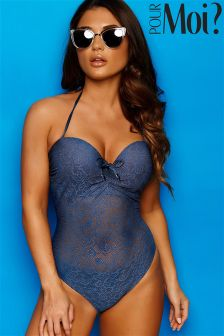 Pour Moi Puerto Rico Padded Underwired Suit