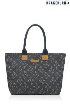 Brakeburn Blue Floral Handbag