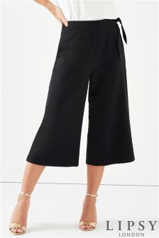 Lipsy Tie Up Culottes