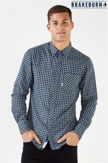 Brakeburn Gingham Long Sleeve Shirt