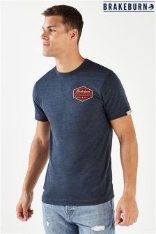Koszulka z logo Brakeburn