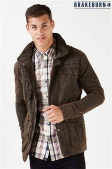 Brakeburn Coated Jacket