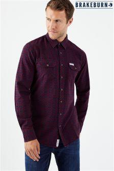 Brakeburn Long Sleeves Flannel Shirt