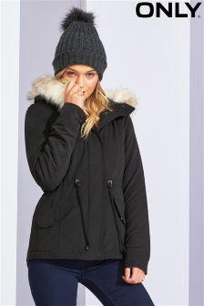 Only Short Parka Coat