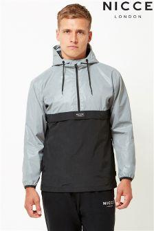 NICCE Half Zip Overhead Reflective Jacket