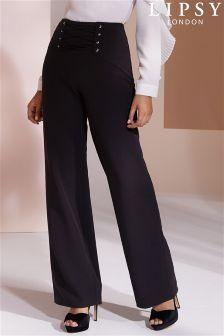 Lipsy Corset Detail Trousers