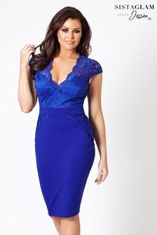 Jessica Wright Lace Dress